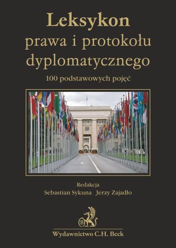 Cieslewicz - Leksykon prawa i protokołu dyplomatycznego
